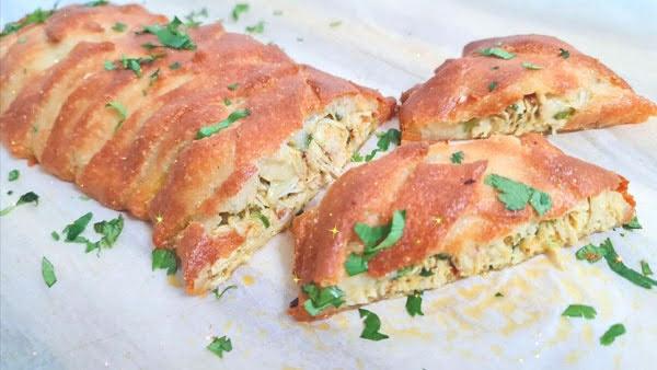 Keto chicken Bread Recipe